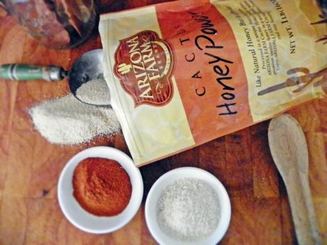 Cactus Honey Powder!