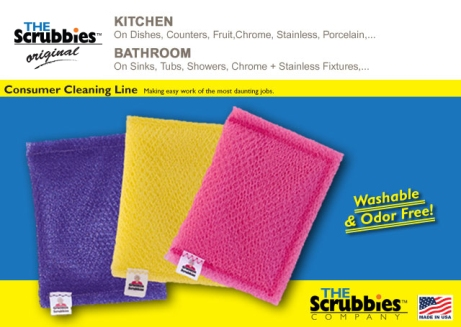 The Scrubbies!