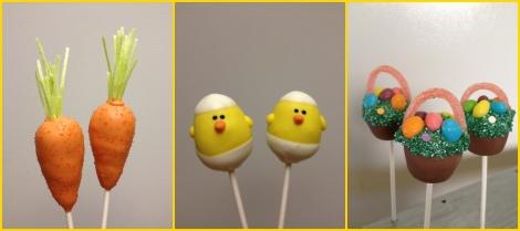 Spring/Easter Pops.