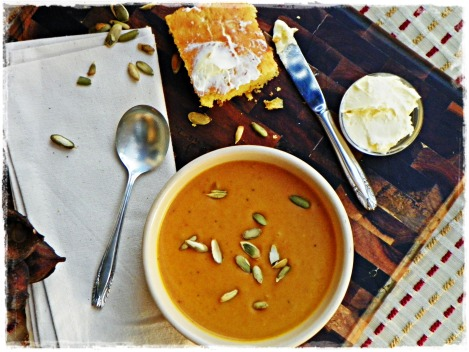 Easy Peasy Pumpkin Soup