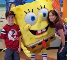 G & Me Spongebob